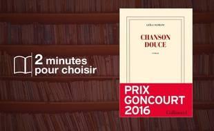 «Chanson douce» par Leïla Slimani chez Gallimard (240 p., 18€).