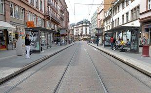 Strasbourg: Comment circuler en tram durant le marché de Noël (Illustration)