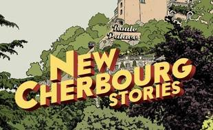 Détail de couverture de « New Cherbourg Stories »