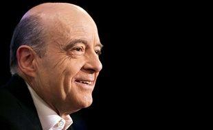 Alain Juppé, en novembre 2012, pour l'émission politique «Le grand rendez-vous».