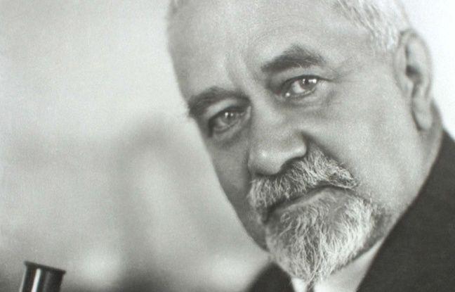 Le professeur Albert Calmette, coinventeur du BCG en 1921.