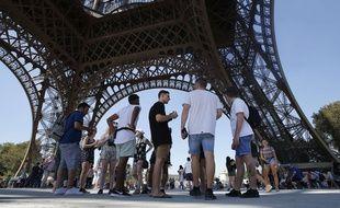 La fréquentation touristique a atteint un record