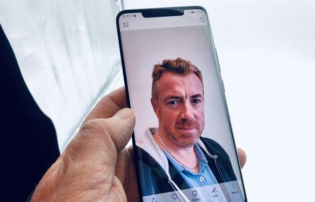 Des selfies en 24 mégapixels.