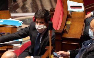 Julien Denormandie est le ministre français de l'Agriculture depuis juillet 2020.