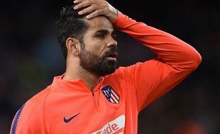 Diego Costa, l'attaquant de l'Atlético, est soupçonné par le Fisc espagnol d'avoir dissimulé des revenus.
