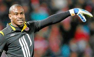Vincent Enyeama, habituel numéro 2, gardera ce soir les buts du Losc à Lyon.