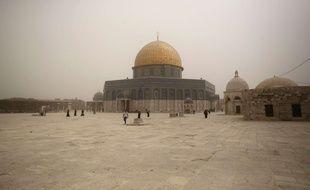 La mosquée Al Aqsa.