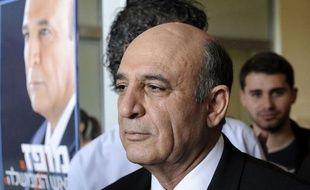 Shaul Mofaz, un faucon qui joue sur la corde sécuritaire, est devenu mercredi le nouveau chef de l'opposition israélienne après avoir remporté facilement l'élection primaire du parti centriste Kadima face à la dirigeante sortante Tzipi Livni.