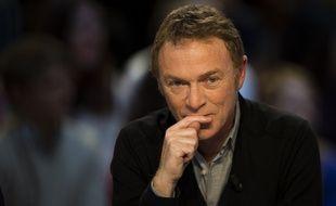 Christophe Hondelatte a présenté pendant 11 ans «Faites entrer l'accusé».