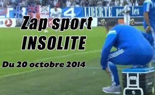Le Zap Sport du 20 octobre 2014.