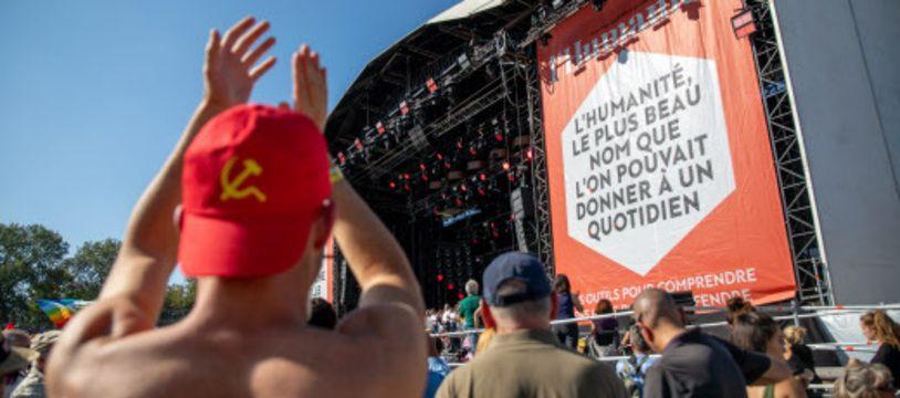 La Fête de l'Humanité quitte le parc de La Courneuve (Seine-Saint-Denis) pour l'ex-base aérienne 217, au Plessis-Pâté dans l'Essonne. (Illustration)