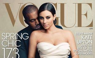 La couverture de Vogue qui a tant fait rire Naomi Campbell