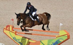 Roger-Yves Bost veut récidiver en individuel après son titre olympique par équipes à Rio.