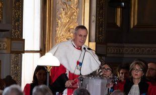 François Molins a été nommé procureur général près  de la Cour de cassation, ce vendredi 16 novembre.