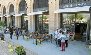 Les Halles de La Major.