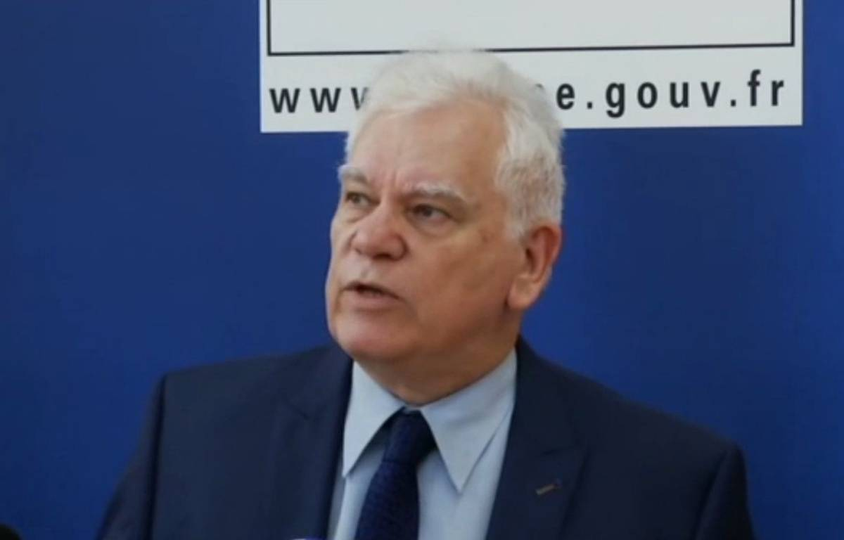 Le procureur général de Dijon, Jean-Jacques Bosc, vendredi 16 juin. – BFMTV
