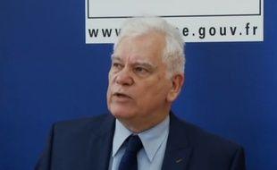 Le procureur général de Dijon, Jean-Jacques Bosc, vendredi 16 juin.