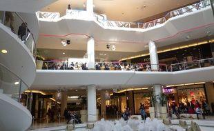 Lyon, le 27 octobre 2014. Au centre commercial de la Part-Dieu. C. Girardon / 20 Minutes