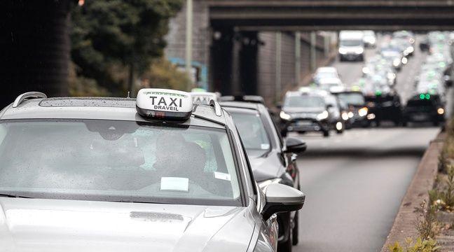 Appel des taxis parisiens à manifester vendredi devant la Gare de Lyon