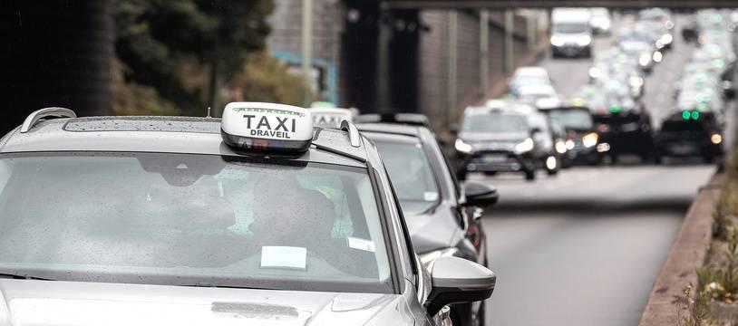 Les taxis sont appelés à manifester vendredi devant la gare de Lyon.