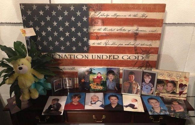Une mère publie la photo de son fils dans un cercueil pour dénoncer le harcèlement