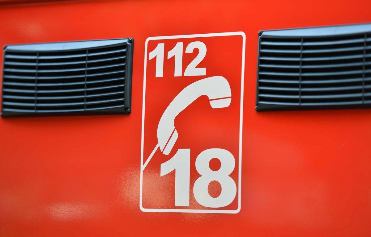 Le numéro 18 des pompiers – ALLILI MOURAD/SIPA