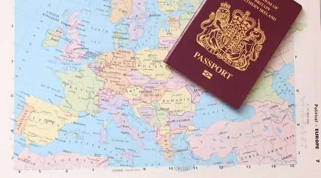 Après le Brexit, les passeports changent de couleur au Royaume-Uni