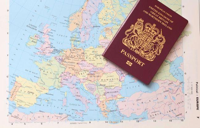 Brexit: Les passeports changent de couleur au Royaume-Uni