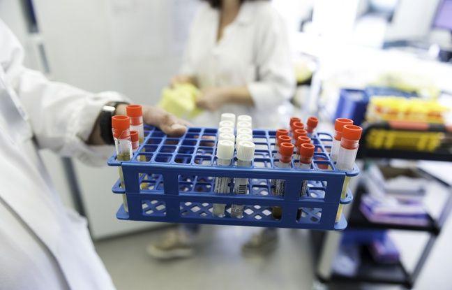 VIDEO. Coronavirus: A Broussais, une machine automatisée peut analyser jusqu'à 4.000 tests par jour