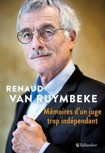 Couverture du livre de Renaud Van Ruymbeke