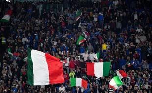 L'Euro de foot pourrait ne pas se jouer à huis clos du côté de l'Italie.