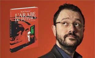 Riad Sattouf et le volume 3 de L'arabe du futur