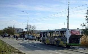 Une kamikaze originaire du Daguestan, république instable du Caucase russe, a tué lundi six personnes en se faisant exploser dans un autobus rempli d'étudiants à Volgograd, un attentat qui a ravivé les craintes concernant la sécurité à 100 jours des JO de Sotchi.