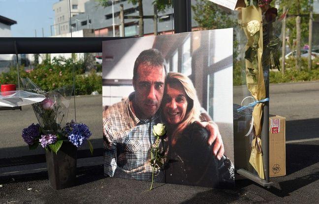 Chauffeur de bus tué à Bayonne: Des centaines de personnes rendent un dernier hommage à Philippe Monguillot