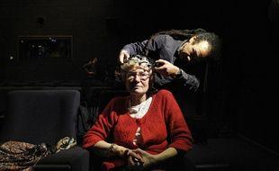 Une expérience ce cinéma émotif au Fresnoy à Tourcoing (59).