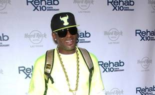 Le chanteur R. Kelly à Las Vegas
