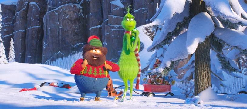 Le Grinch de Scott Mosier et Yarrow Cheney