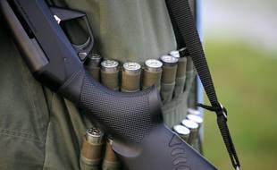 Un jeune chasseur de 20 ans a été identifié comme l'auteur du tir (illustration).