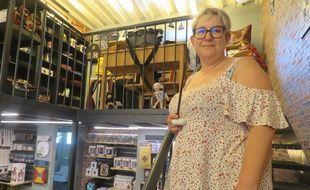 Gwenaëlle Le Riboter vient d'ouvrir une boutique entièrement dédiée à l'univers Harry Potter dans le centre-ville de Rennes.