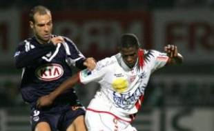 Nancy a fêté de belle manière ses 40 ans, sous les yeux de Michel Platini, en obtenant face à Bordeaux (1-0) un 10e succès (pour un nul) toutes compétitions confondues à Marcel-Picot, gardant ainsi la cadence derrière Lyon, samedi en match avancé de la 13e journée de L1.