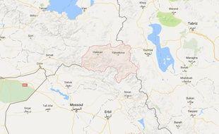 Neuf soldats turcs ont été tués dimanche dans l'explosion d'une voiture piégée devant un poste de police dans la province de Hakkari, dans le sud-est de la Turquie