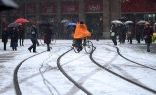 Les premiers flocons de neige de l'hiver en plaine sont attendus la semaine prochaine.