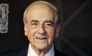 Le journaliste Jean-Pierre Elkkabach, en février 2019.