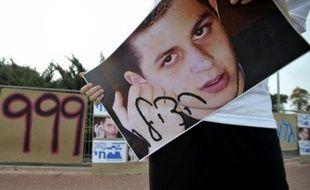 Cela fait mille jours que Noam Shalit n'a pas revu son fils Gilad enlevé par un commando palestinien: il ne masque pas son amertume alors que l'espoir s'amenuise de le voir bientôt libre.