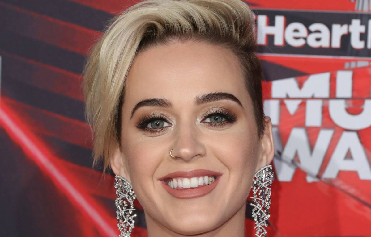La chanteuse Katy Perry aux iHeartRadio Music Awards 2017 – WENN