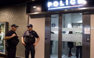 47,8% des Franciliens ont déclaré en 2017 avoir été agressés ou volés au cours des trois dernières années (illustration)