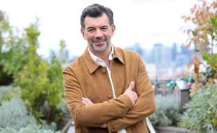 L'agent immobilier et animateur de M6 Stéphane Plaza.