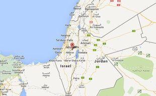 Capture d'écran de Jérusalem