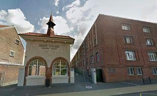L'école Ferdinand Buisson, à Cambrai.