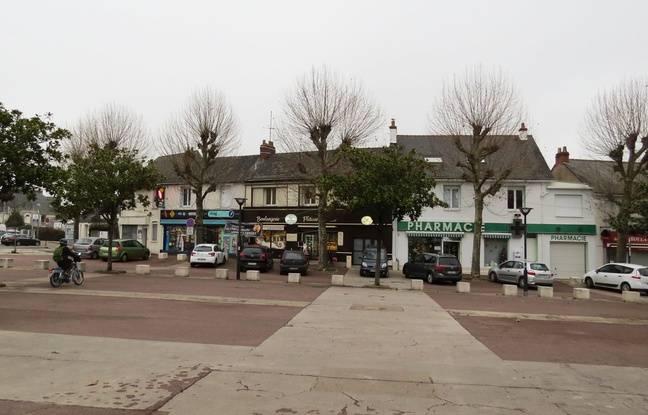 La place du Vieux-Doulon à Nantes.